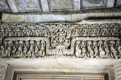 panel wejściowa świątynia Fotografia Royalty Free
