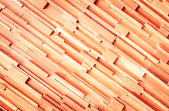 Panel of wood plank Royalty Free Stock Images