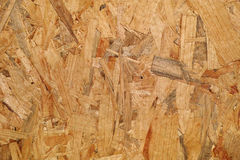 Panel of wood slivers Royalty Free Stock Photo