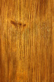 Panel wooden. With gorizontal texture  brown material Stock Image