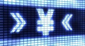 Panel Yen Stock Images