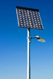 panele słoneczne Obraz Stock