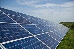 panels sol- Arkivfoto
