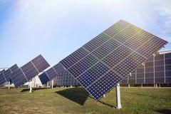panels sol- Royaltyfri Bild