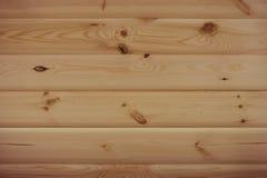 Panelu drewniany tło Obrazy Royalty Free