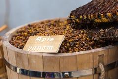 Panem di api fotografie stock libere da diritti