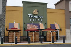 Panera Bread Stock Image