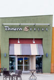 Panera Bread Restaurant Exterior Stock Photo