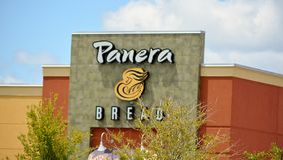 Panera-Brot Lizenzfreies Stockfoto