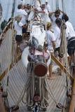 Panerai经典游艇挑战,统治权,意大利 免版税图库摄影