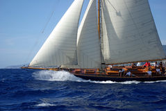 PANERAI CLASSIC YACHTS CHALLENGE 2008 Royalty Free Stock Photo