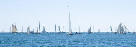 Panerai Classic Yachts Challenge 2010 - Imperia stock photos