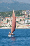 Panerai Classic Yachts Challenge 2010 - Imperia Royalty Free Stock Photography