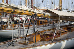 Panerai Classic Yachts Challenge, Imperia, Italy Stock Image