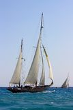 Panerai klassische Yacht-Herausforderung 2008 Stockfoto