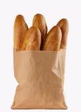 Panes del pan Fotos de archivo libres de regalías
