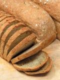 Panes del pan Fotografía de archivo