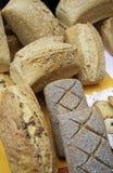 Panes del trigo integral Imagenes de archivo