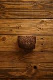 Panes mezclados hechos en casa presentados para la venta Imagen de archivo libre de regalías