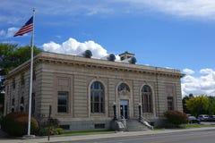 Panettiere anziano Post Office Since 1910 fotografie stock