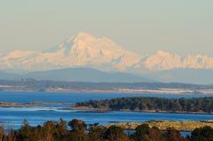 Panettiere della montagna e del mare Fotografie Stock Libere da Diritti