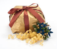 panettone рождества Стоковые Фото