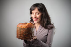 Free Panettone Royalty Free Stock Photography - 14850257