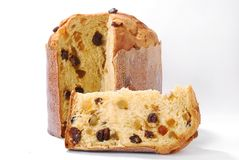 Panettone Royalty Free Stock Photo