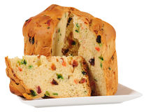 Panettone. Royalty Free Stock Photos