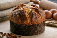 Panettone Royalty Free Stock Photography