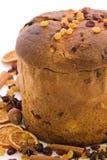 Panettone Cake Royalty Free Stock Photos