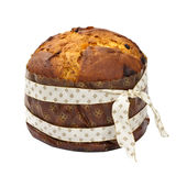 Panettone, Christmas cake royalty free stock photo