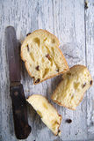 Panettone Christmas Royalty Free Stock Photos