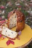 Panettone. Feiertags-Brot. Stockbilder