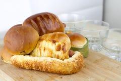 Panez la boulangerie Image libre de droits