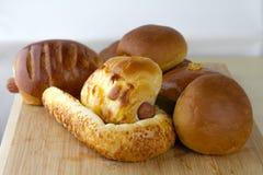Panez la boulangerie Photographie stock
