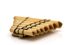 Panflute Stock Photos