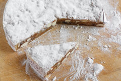 Panforte Stock Image