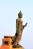 Pang Buddha image style. Buddha Buddha image style temple in Thailand stock photo
