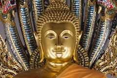 Pang Nak Prok at Wat Pho stock photography