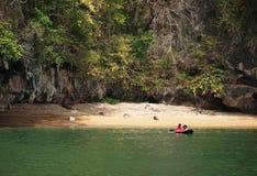 Pang Nga Bay, Thailand Stock Image