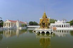Pang-pa-in Palace Royalty Free Stock Photo