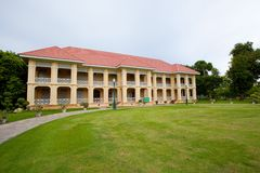Pang-Pa-In Palace Stock Images