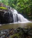 Pang si-da waterfall Royalty Free Stock Image