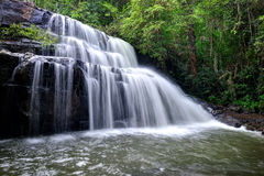 Pang Sida Waterfall Royalty Free Stock Photo