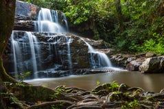 Pang Sri Da Waterfall fotografía de archivo