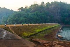 Pang Ung Forestry Plantations, Maehongson, Tailândia foto de stock royalty free