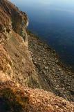 panga απότομων βράχων Στοκ Εικόνες