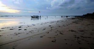 Free Pangandaran Beach Stock Photography - 85611282