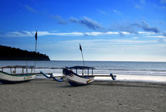 Pangandaran Beach Stock Photography